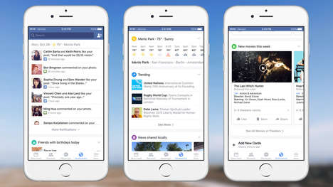 Tailored Social Notifications