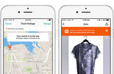 Same-Day Delivery Apps - Etsy's ASAP Delivery Shopping Service Lets Users Buy & Receive in 1 Day