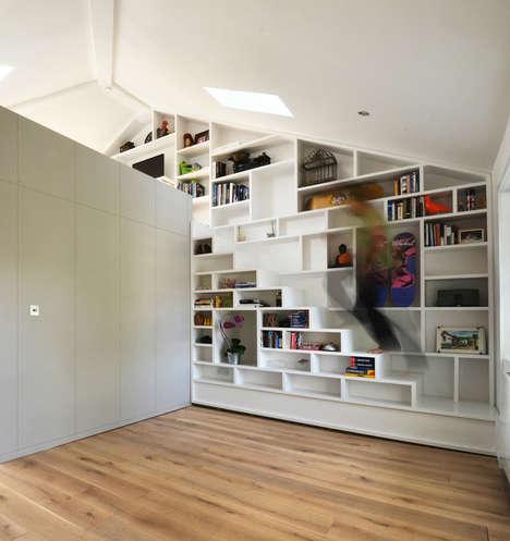 Hidden Staircase Designs