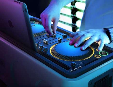 Device-Docking DJ Kits