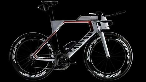 Competitive Triathlon Bicycles