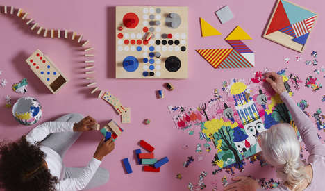 Imaginative Play Apps - IKEA Partnered with DreamWorks to Showcase Its New LATTJO Play Collection