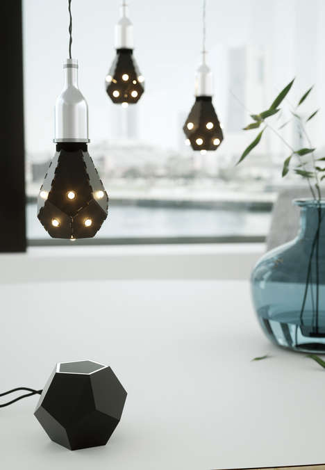 Voice-Controlled Lighting - The Nanoleaf Smarter Kit is a Revolutionary Hands-Free Lighting System