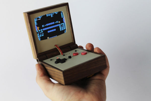 17 Artisanal DIY Game Consoles