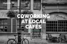 Crowdsourced Cafe-Finding Apps