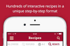 App-Connected Kitchen Scales - The 'Drop Scale' is an App-Connected Aid that Provides Recipes