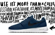 Same-Day Personalized Sneakers - NIKEiD Custom Shoes Now Lets Shoppers Choose a Bespoke Tag
