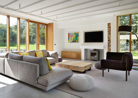 Contemporary Country Cottages
