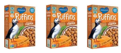 Gmo-Free Pumpkin Cereals