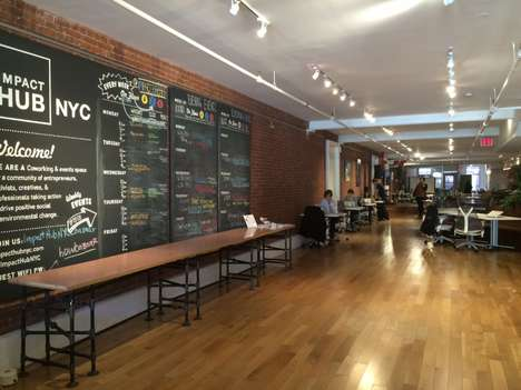 Socially Conscious Co-Working Offices