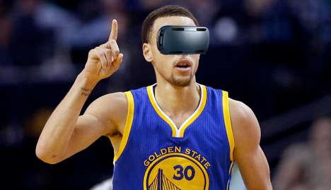 Livestreamed Basketball Games