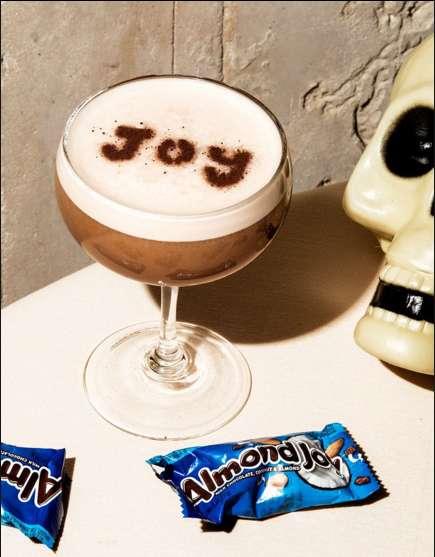 Chocolate Bar Cocktails
