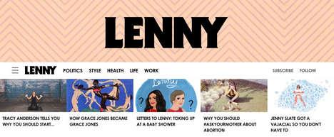 Online Feminist Newsletters