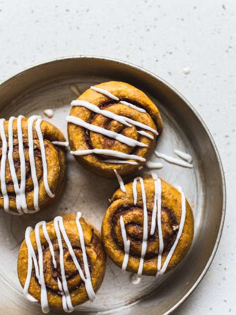 Sweet Potato Cinnamon Buns