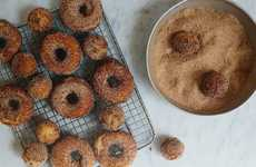 DIY Apple Cider Donuts - These Apple Cider Donuts are a Perfect Wintertime Treat