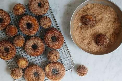 DIY Apple Cider Donuts