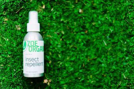 Chemical-Free Insect Repellents