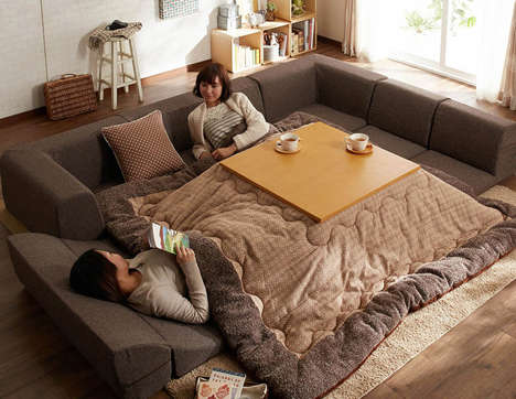 Heated Table Blankets