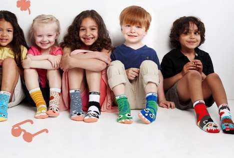 Kids Equality Socks