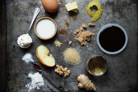 DIY Ginger Apple Tortes