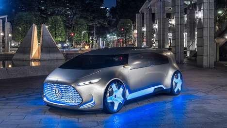 Autonomous Concept Vehicles