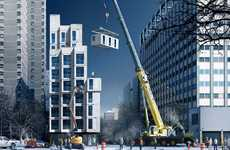 Modular Urban Buildings