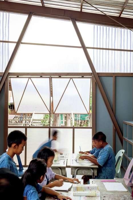 Earthquake-Resistant Schools