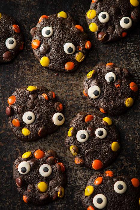 Chocolaty Monster Cookies