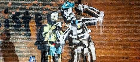 Police Brutality Awareness Art