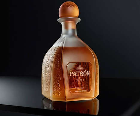 Crossover Luxury Tequilas