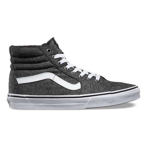 Cozy Tweed Sneakers