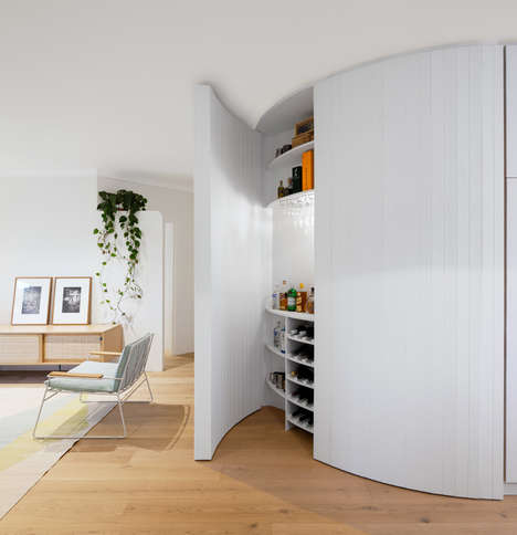 Curved Wall Bars