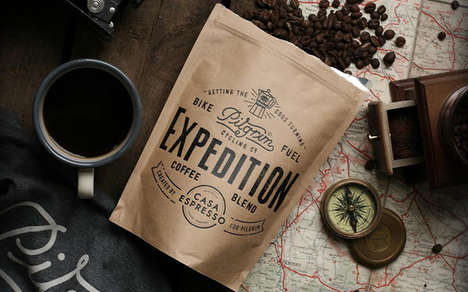 Cyclist-Specific Coffees