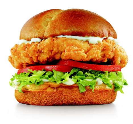 Supersized Chicken Sandwiches