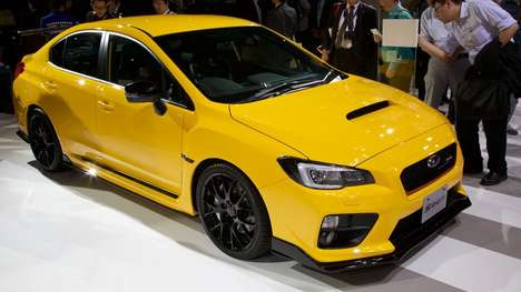 Special Edition Supercars - Subaru's WRX STI S207 Features Exclusive Engine Upgrades