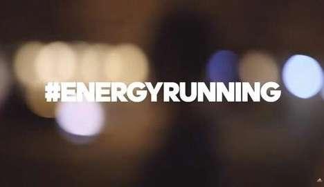 Marathon-Encouraging Ads