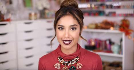 Mexican Beauty Vloggers - Dulce Candy Shows Women How to Live 'The Sweet Life'