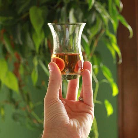 Whiskey-Enhancing Glasses
