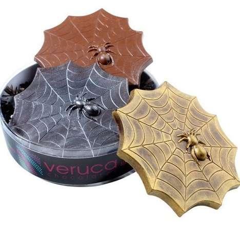 Sinister Cobweb Chocolates