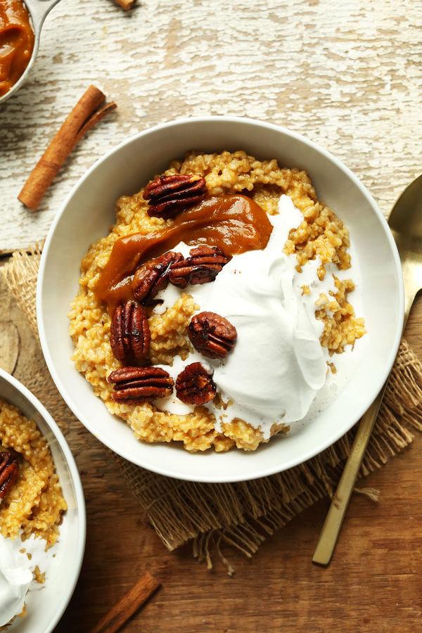 21 Hearty Oatmeal Recipes