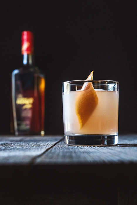 Peppery Autumn Cocktails