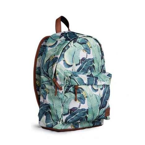 Banana Leaf Backpacks