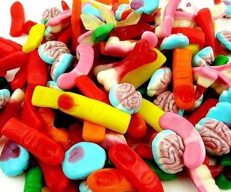 Body Part Gummies