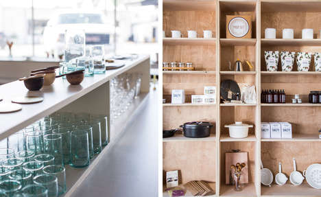 Craft-Focused Cookware Stores