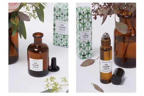 Chemical-Free Fragrances