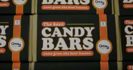 Oversized Chocolate Bars