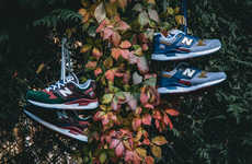 Autumn-Colored Running Shoes - These New Balance 530 Sneakers Have a Perfect Fall Palette