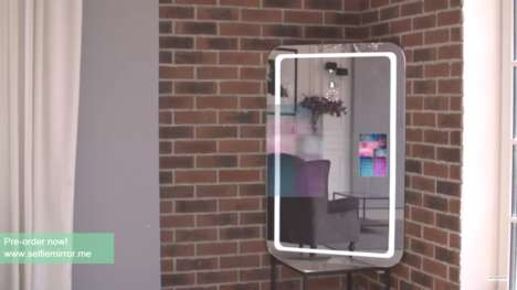 Multi-Purpose Smart Mirrors