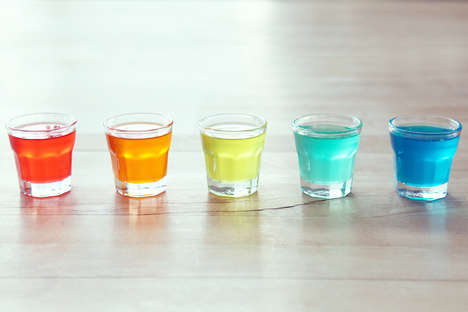 Sour Candy Shooters