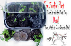 Undead Novelty Plants
